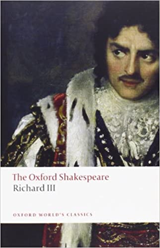 Book The Tragedy of King Richard III: The Oxford Shakespeare (Oxford World's Classics)