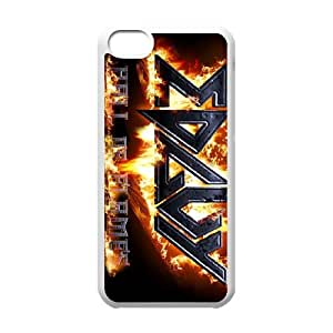 Edguy Iphone 5C Cell Phone Case White EPM6577319410669
