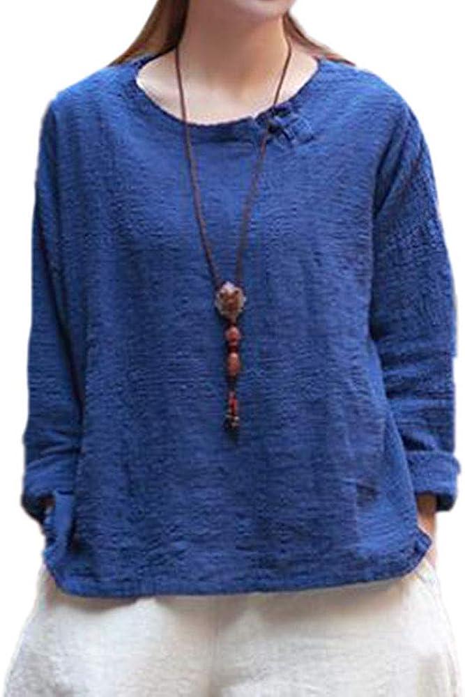 Keephen Vestido De Lino para Mujer + Camisa De Lino + Cardigan Largo De Lino (Opcional): Amazon.es: Ropa y accesorios
