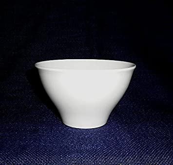 Arzberg Porzellan Schale Bowl 11cm MOVE WEISS Arzberg: Amazon.de ...