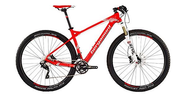 Bergamont revox 9.0 Rojo/blanco modelo 2015 talla L & XL ...