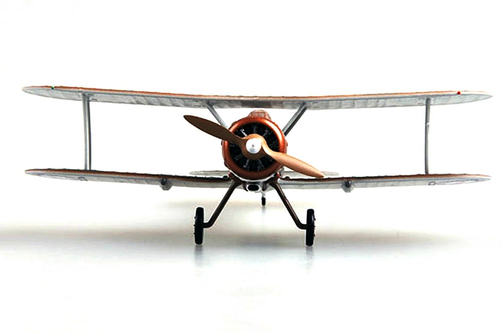 Amazon.com: Fácil Modelo británico Gladiator Mk.I 112 Sqn ...