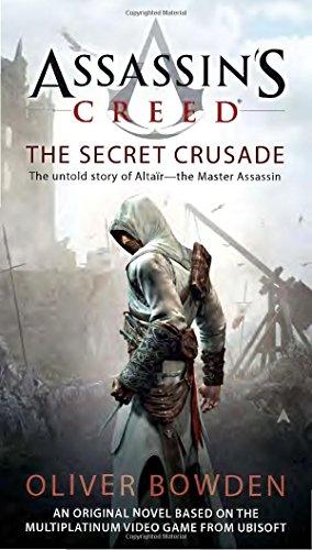 book cover of The Secret Crusade