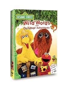 Sesame Street: Wild Words & Outdoor Adventures