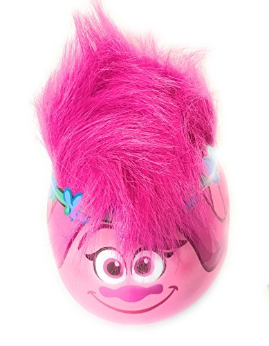 Wild Poppy - Trolls 'Poppy' WILD HAIR Bike Helmet