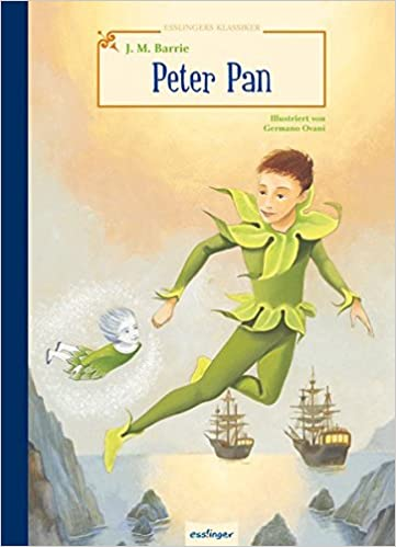 6cb146531e024e Peter Pan (Esslingers Klassiker): Amazon.de: James M. Barrie ...