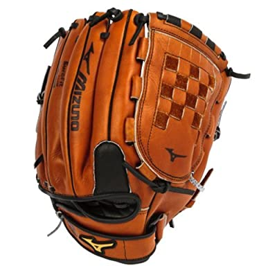 Mizuno GPL1200Y1 Youth Prospect Ball Glove, 12-Inch, Right Hand Throw