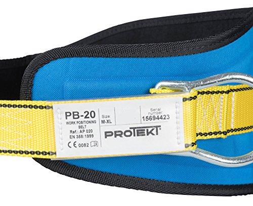 Arbeitsgurt Klettergurt : Treeup sicherungsgurt pb 20 gr. m xl schutzausrüstung klettergurt