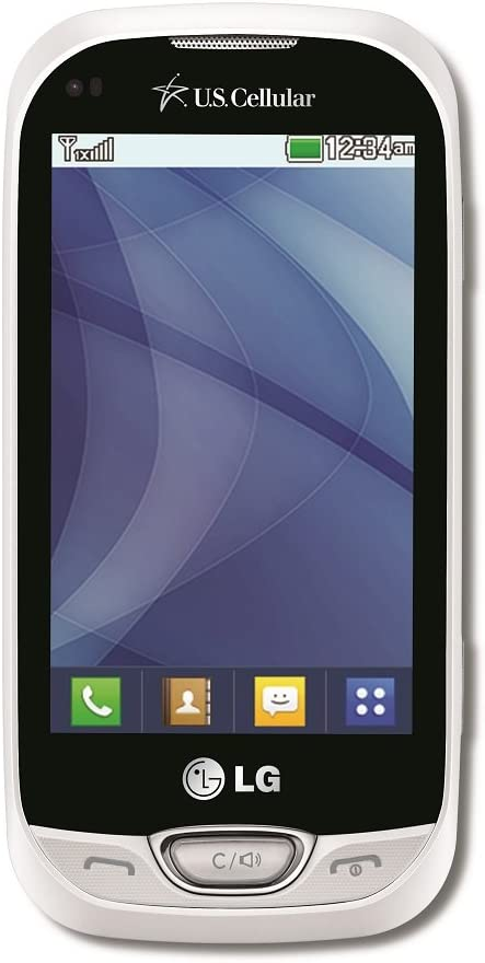 LG Freedom II - UN280 - No Contract Phone (U.S. Cellular)