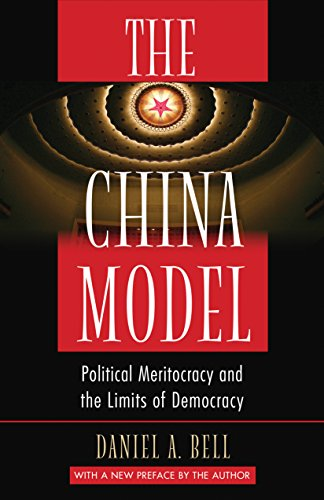 Download PDF The China Model - Political Meritocracy and the Limits of Democracy