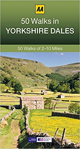 50 walks in yorkshire dales aa publishing 9780749575755 amazon 50 walks in yorkshire dales aa publishing 9780749575755 amazon books fandeluxe Image collections