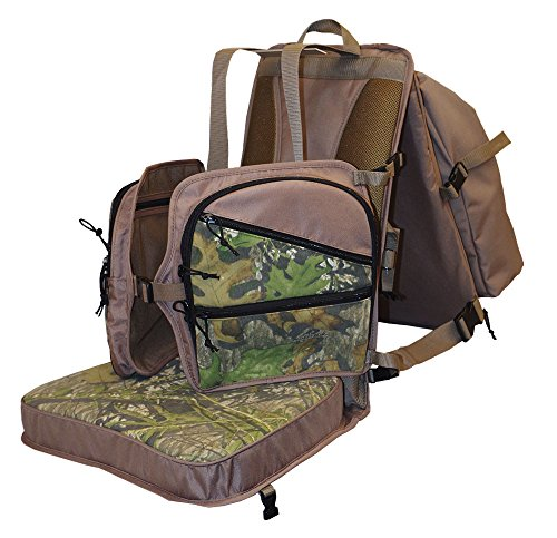Beard Buster Ground Lb Chair System, Camouflage by Beard Buster