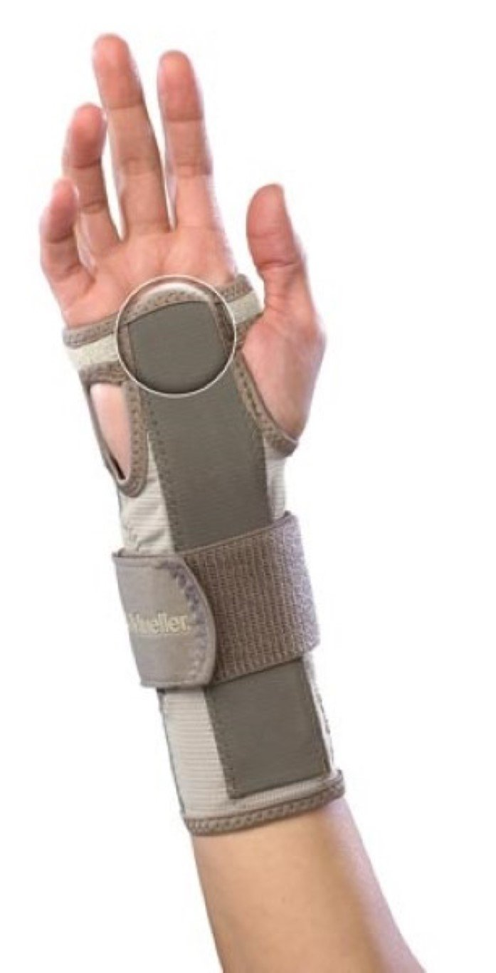 Mueller Carpal Tunnel Wrist Stabilizer Large/X-Large - Each, Pack of 6