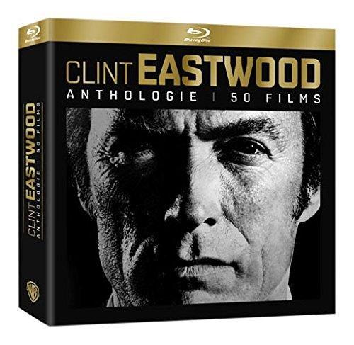 Clint Eastwood Anthologie : 40 films Francia Blu-ray: Amazon.es ...