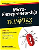 img - for Micro-Entrepreneurship For Dummies by Paul Mladjenovic (2013-04-22) book / textbook / text book