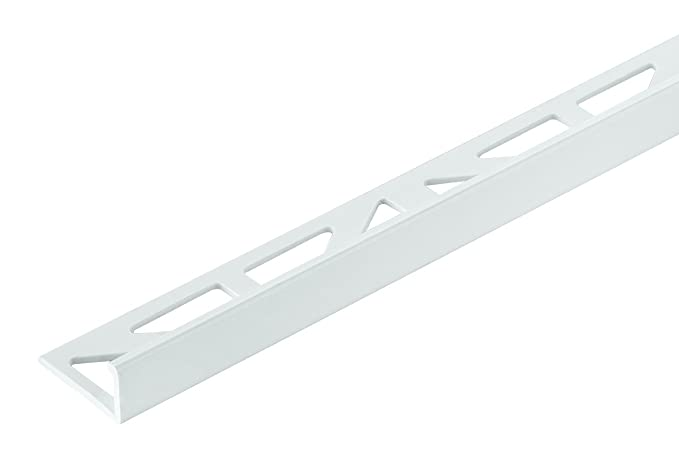 Fliesenschiene Edelstahl Winkelprofil Abschlussprofil 11mm//2500mm