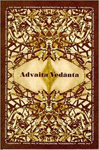 Advaita Vedānta: A Philosophical Reconstruction Studies in ...