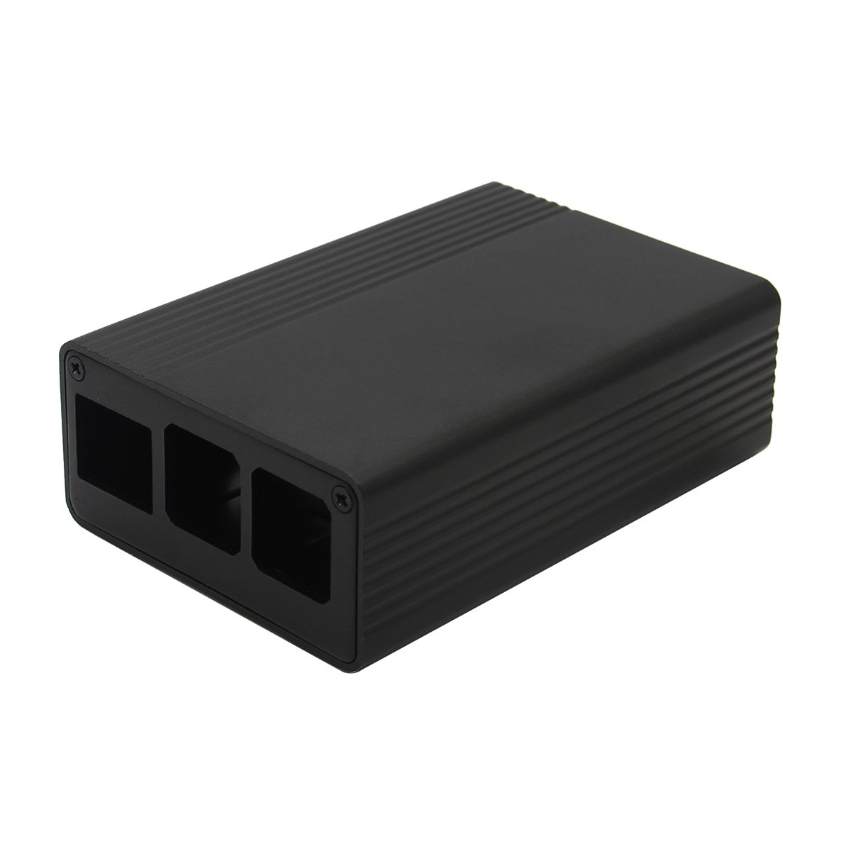 OLSUS Aluminum Alloy Case with Light Pipe for Raspberry Pi 3 Model B