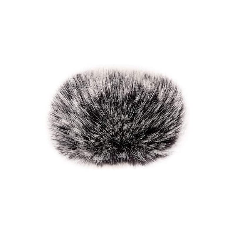 ChromLives Wind Muff Microphone Outdoor