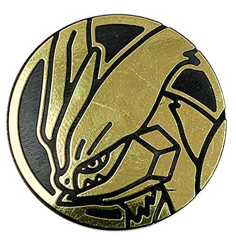 Official Pokemon Coin - White Kyurem - (Tournament Legal) Card Game Flipping Coin