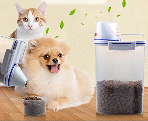 Pet Food Storage Containers,Dog Food Storage,Pet Dry Food...