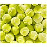 Vidal Tennis Bubble Gum Gumballs - Unwrapped - 2.2 Pound Bag