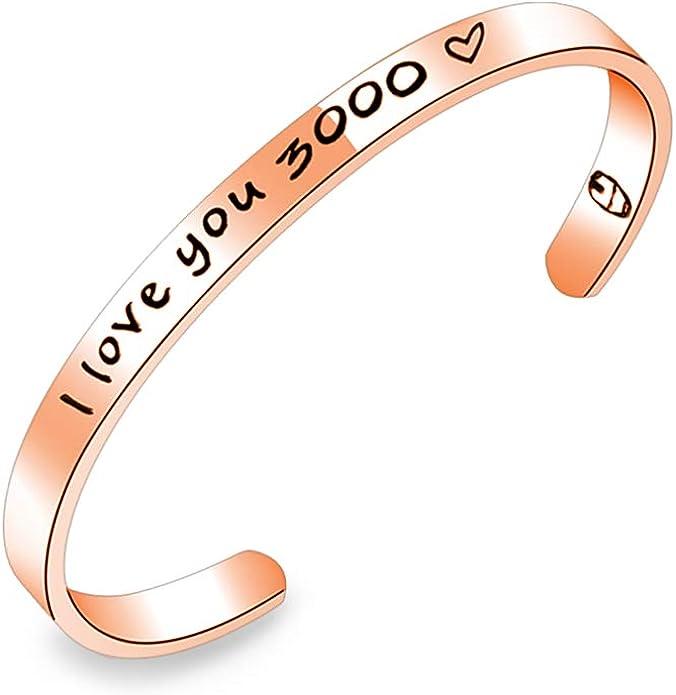 Iron Man I Love You 3000 Cufflinks Mens Avengers Endgame Movie Superhero Novelty Groomsman Fathers Day Anniversary Wedding Jewelry Gifts