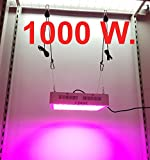 1000W Adjustable Height Full Spectrum LED Grow Light Z-BANZ