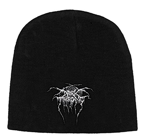 Darkthrone - Beanie Logo (in One Size) Happyfans 90466 AN90466