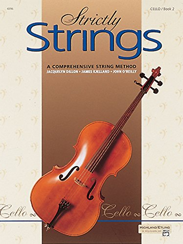 Strictly Strings, Bk 2: Cello