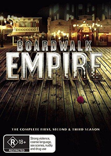 Boardwalk Empire: Seasons 1 - 3 [NON-USA Format / PAL / Region 4 Import - Australia]