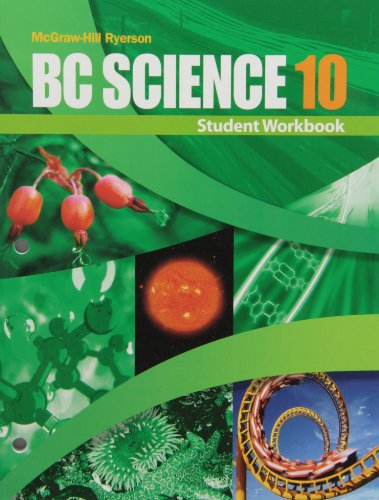 BC Science 10 Student Workbook