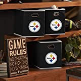 Franklin Sports NFL Pittsburgh Steelers Collapsible