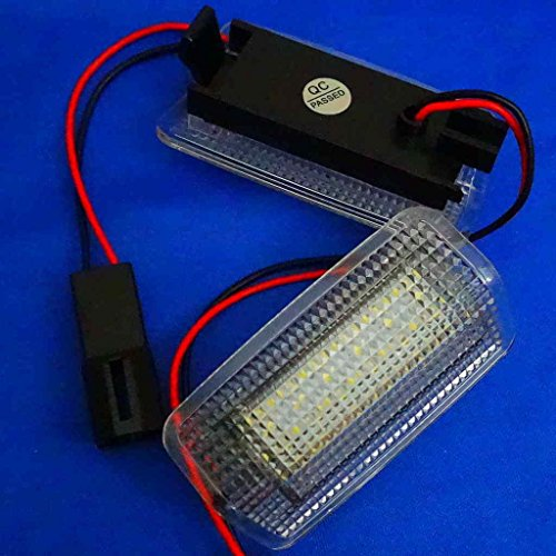 Lexus IS GS RX LS ES LED License Plate Light Lamp Assembley OEM Bulb Upgrade Conversion Vehicle Specific L345-B