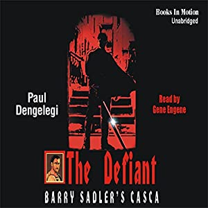 Casca: The Defiant: Casca Series #24 Audiobook