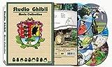 Studio Ghibli Hayao Miyazaki Films Deluxe 17 Best Movie Collection English Box Set (6 DVD)