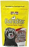 Marshall Bandits Ferret Treat, 3-Ounce, Chicken