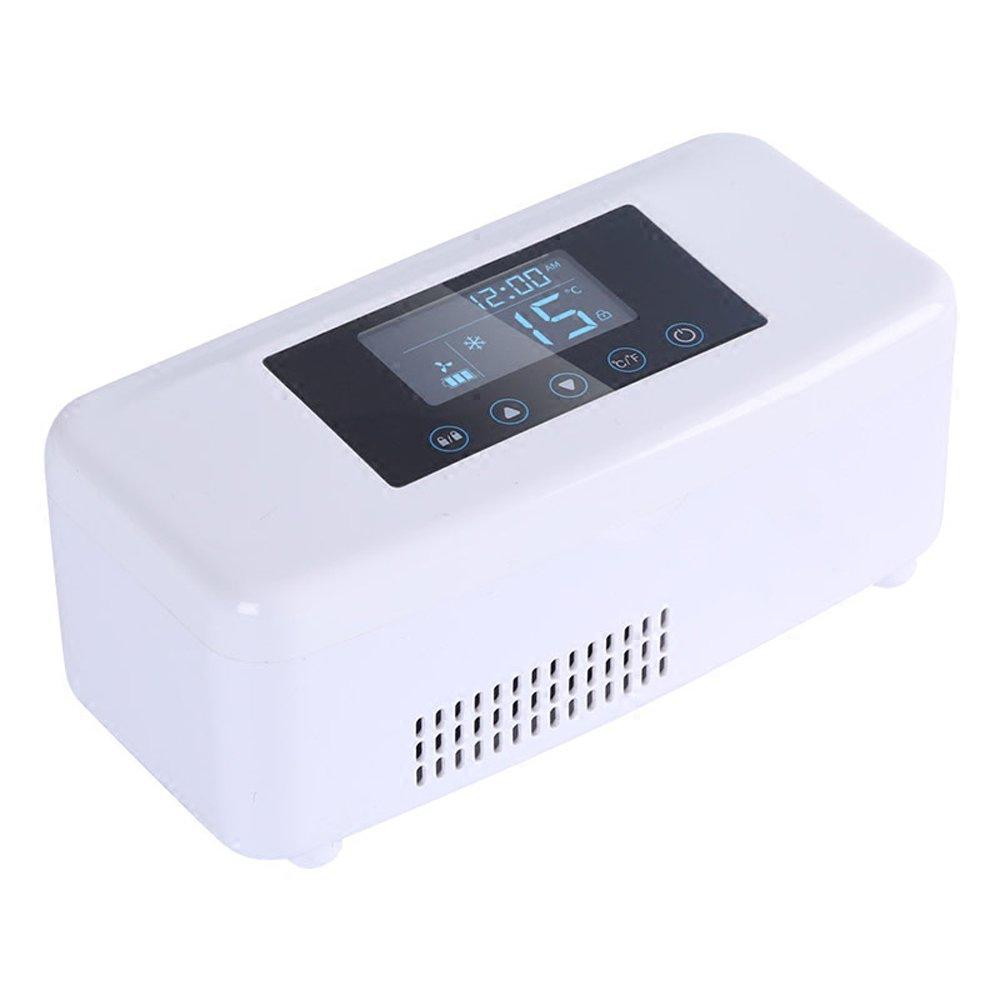 HM-14 Insulina Portable Reefer Caja pequeña de medicamento para ...