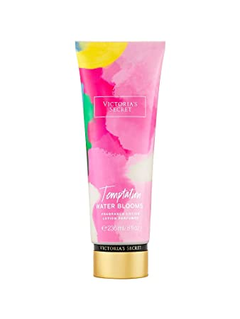 6d638f77a9 Image Unavailable. Image not available for. Color  Victoria s Secret  Temptation Water Blooms Fragrance Lotion