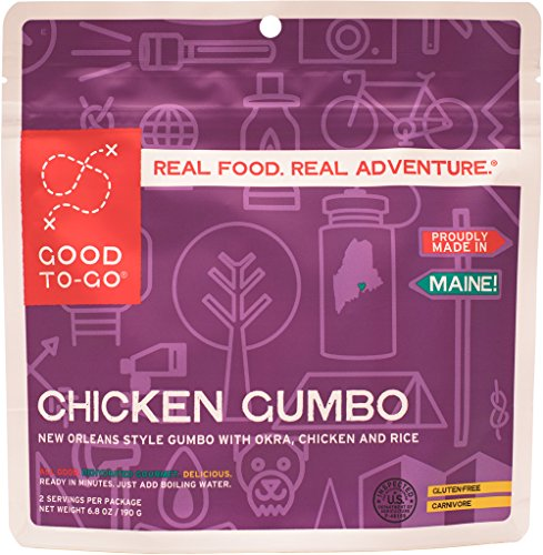 Good To Go Chicken Gumbo (Double Serving)