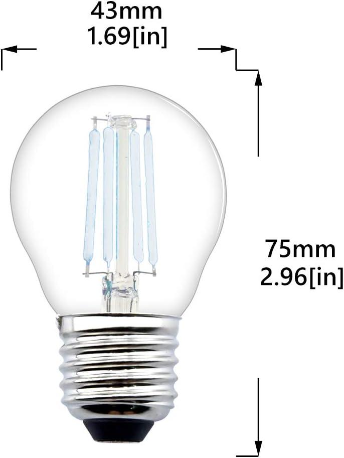 Nicht Dimmbar,2St/ück Bonlux Gu10 LED Lampe 5W AC220V-240V Rot Reflektorlampe Farbe Leuchtmittel 120/° Ausstrahlwinkel f/ür Dekoration
