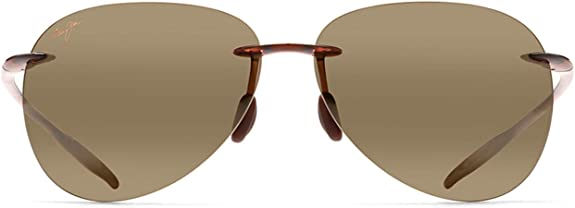Maui Jim Sugar Beach Aviator Sunglasses