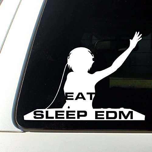 eat-sleep-edm-decal-white-7-x-5-in-keen-182