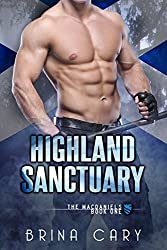 Highland Sanctuary (The MacDaniels Book 1)