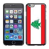 STPlus Lebanon Lebanese Flag Hard Cover Case for Apple iPhone 7 Plus / iPhone 8 Plus