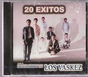 """El Super Show De Los Vaskez """"20 Exitos"""""""