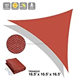 Ollieroo Shade Sail UV Block Fabric Patio Outdoor