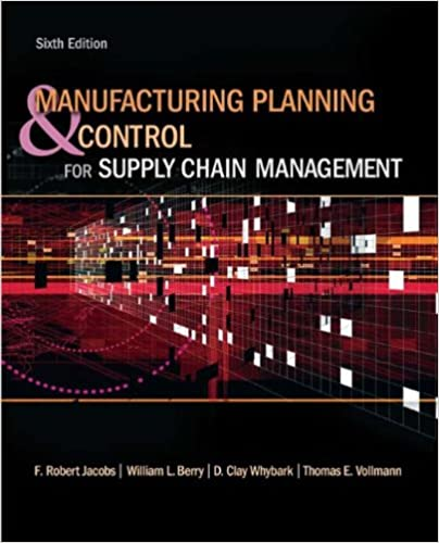 Amazon manufacturing planning and control for supply chain manufacturing planning and control for supply chain management the mcgraw hillirwin series operations and decision sciences 6th edition kindle edition fandeluxe Choice Image