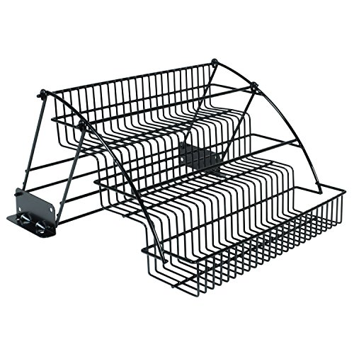 Rubbermaid Pull Down Spice Rack, FG802009 (Rubbermaid Cabinet Metal)