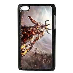 CENTAUR WARRUNNER iPod Touch 4 Case Black NKZHIQQ0157